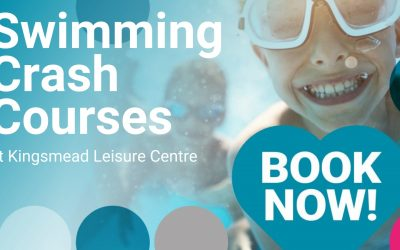 Group Swimming Crash Courses at Kingsmead Leisure Centre